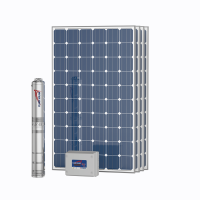 4 SUBMERSIBLE ELECTRIC SOLAR